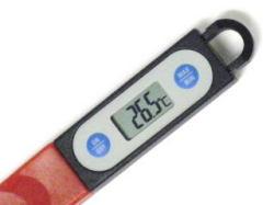 温度計付きスパトラ